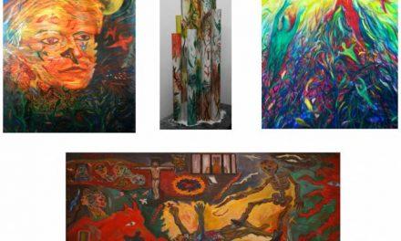 """Expoziție Daniel Crăciun """"Desființare- Reînființare"""" @ Centrul Artelor Vizuale, Căminul artei – etaj, București"""