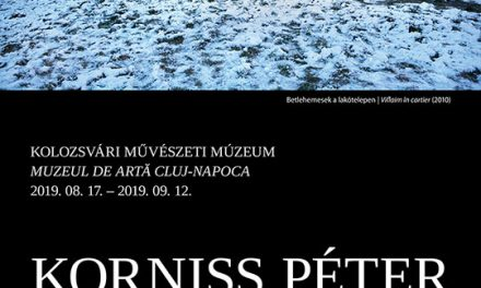 """Expoziție de fotografie Korniss Péter """"Schimbări"""" @ Muzeul de Artă Cluj-Napoca"""