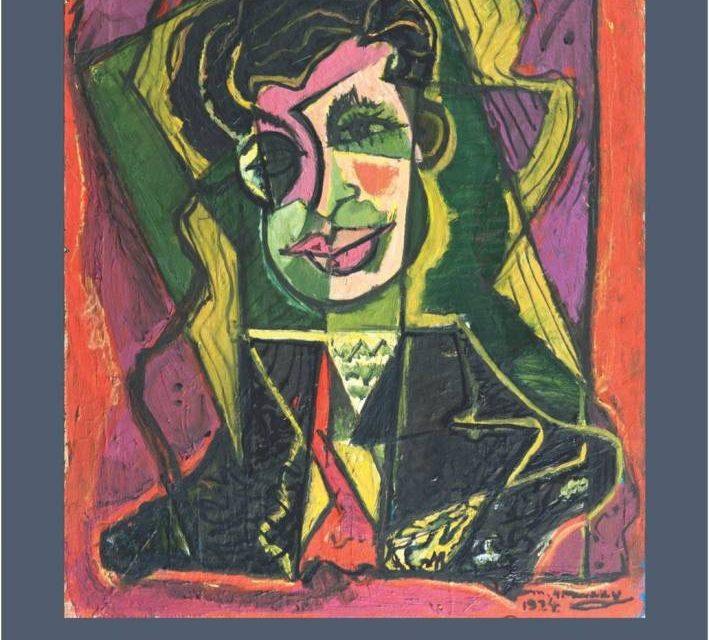 Istoria ascunsă a unui portret-simbol – Tristan Tzara la Muzeul Național de Artă al României