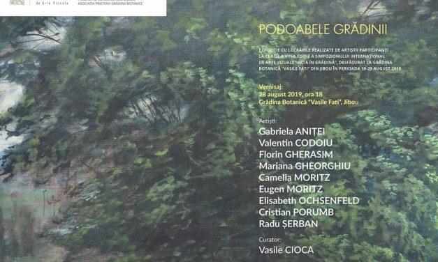 """Expoziţia """"Podoabele Grădinii"""" @ Grădina Botanică """"Vasile Fati"""" din Jibou"""