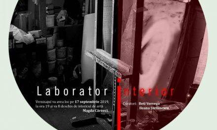 Laborator Interior @ CAV