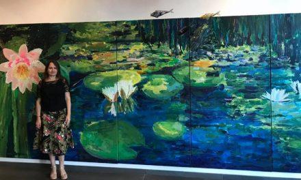 Mirela Traistaru @ Bienala Internațională de artă contemporană de la Lyon