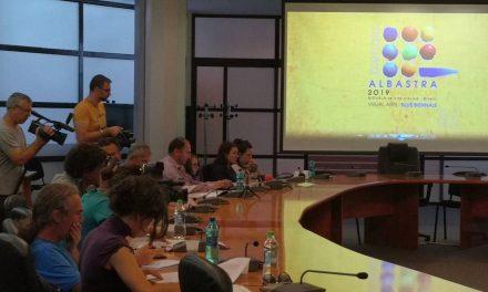 Lansarea evenimentului cultural Bienala Albastra de la Brașov