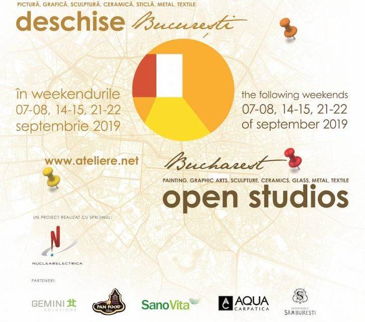 """Evenimentul """"Ateliere de Artă Deschise în București – Ediția Enescu"""""""