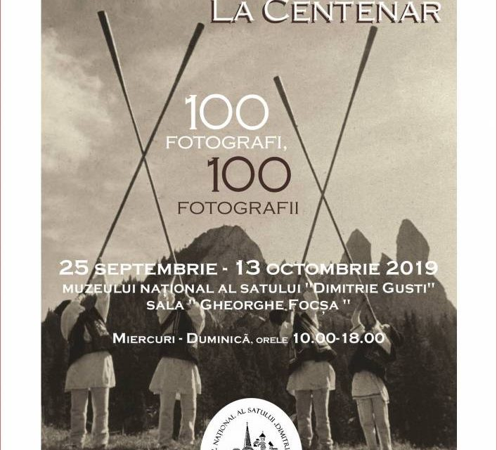 Bucovina la centenar: o sută de fotografi – o sută de imagini despre Bucovina @ Muzeul Satului
