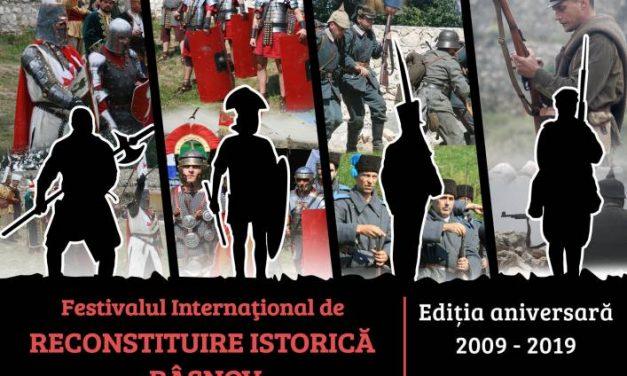 """Festivalul Internațional de Reconstituire Istorică: ,,În Numele Trandafirului"""" @ Râșnov"""