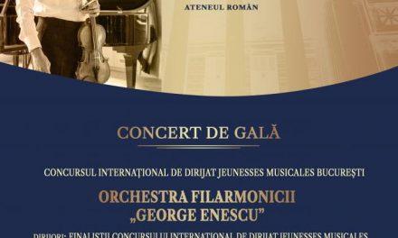 Concursul Internațional de Dirijat Jeunesses Musicales București, ediția a X-a