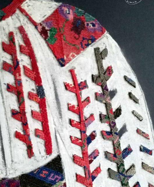 """Expoziție de tapiserie """"Restituiri"""" de Cela Neamțu @ Muzeul Național al Țăranului Român"""