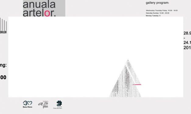 Anuala Artelor 2019 @ Galeria Hollósy din Colonia Pictorilor Baia Mare