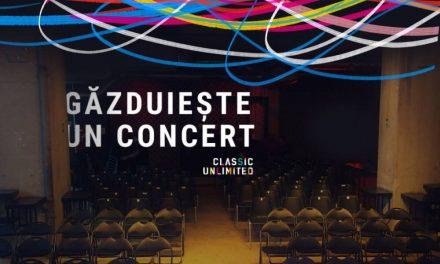 Se caută spații culturale alternative pentru a treia ediție a turneului național Classic Unlimited