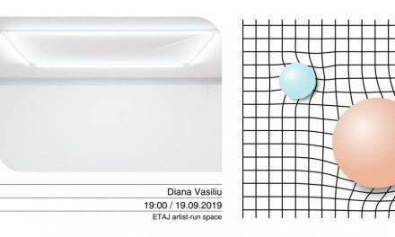 """Expoziția""""CIRCO[stanze]""""a artistei Diana Vasiliu @ ETAJ Artist-run space, București"""