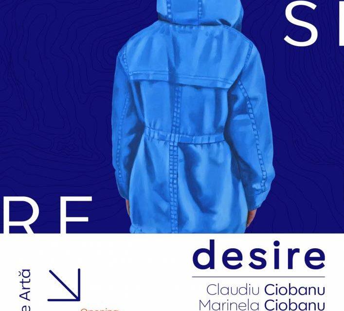 """Expoziție Marinela & Claudiu Ciobanu""""Desire"""" @ Galeria de Artă Victoria, Iași"""
