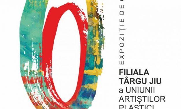 """Expoziție de arte vizuale """"Filiala Târgu Jiu a Uniunii Artiștilor Plastici din România"""" @ Galeria """"Căminul Artei"""" București"""