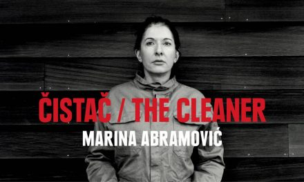 Marina Abramovic retrospective at the Museum of Contemporary Art in Belgrade, Serbia