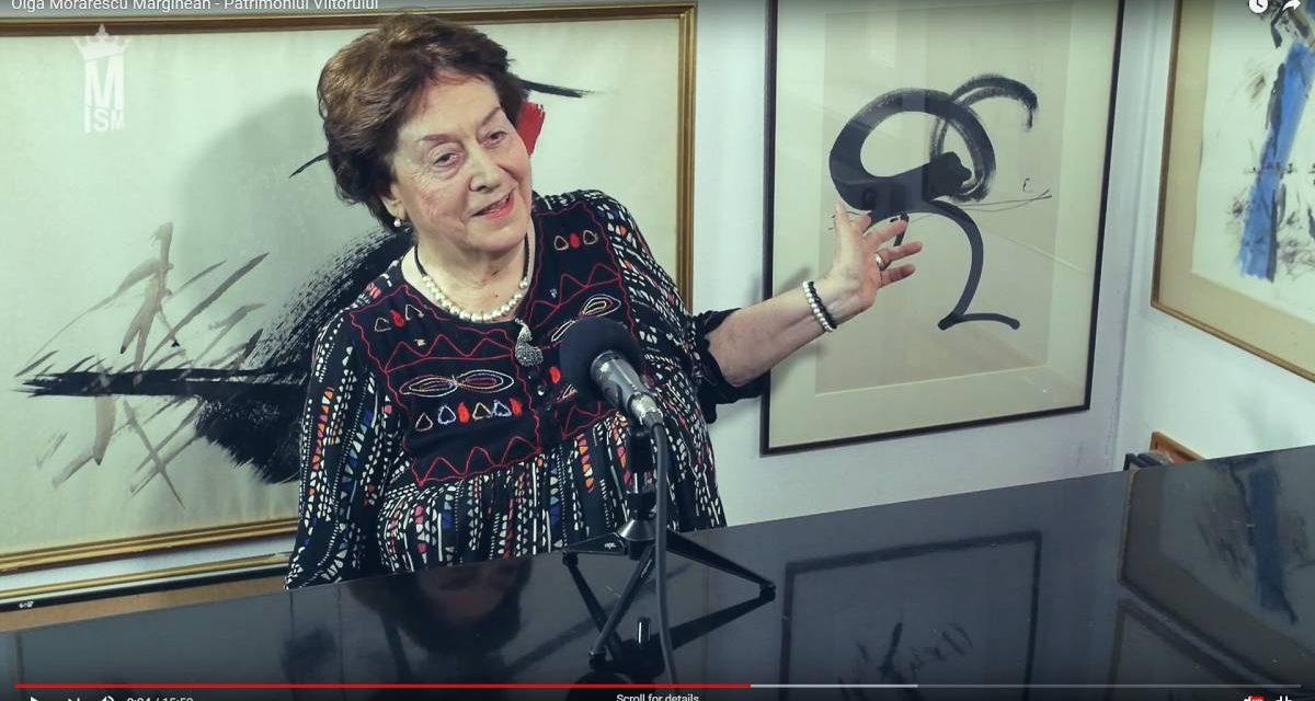 Olga Morărescu Mărginean – Patrimoniul Viitorului