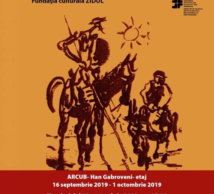 Salonul Național de Artă Medievală @ ARCUB – Centrul Cultural al Municipiului București