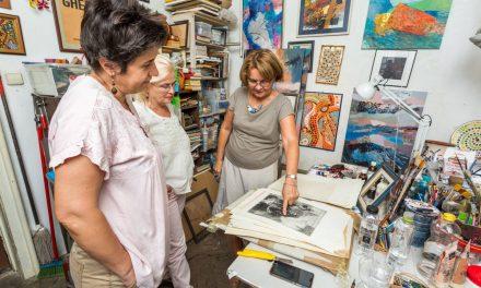 Nu ratați Ateliere de Artă deschise în 21-22 septembrie 2019 în București