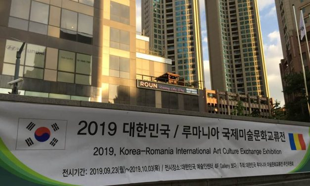 The Korea-Romania exhibition – Korea Artist Center, Seoul, South Korea