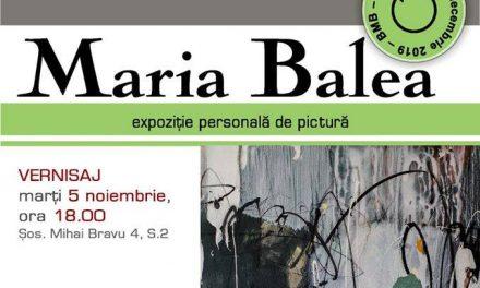 Maria Balea @ Artoteca BMB