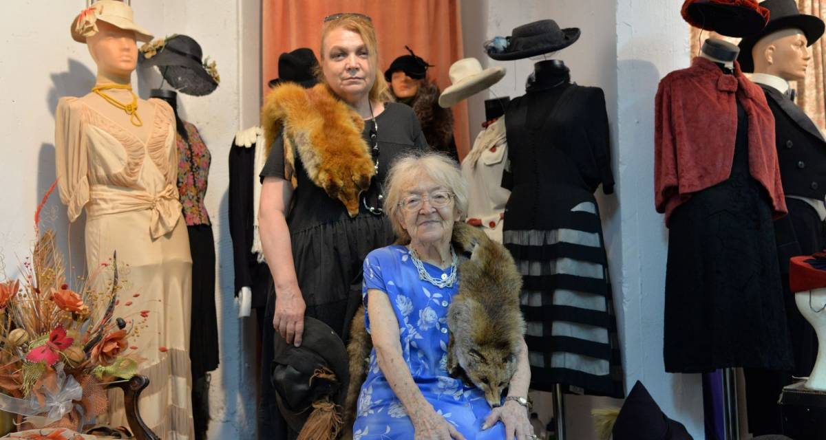Adina Nanu – Muzeul costumelor