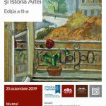 """Simpozionul de Artă şi Istoria Artei despre """"Interferenţe – artă românească şi europeană"""" @ Muzeul Municipiului București – Palatul Suțu"""
