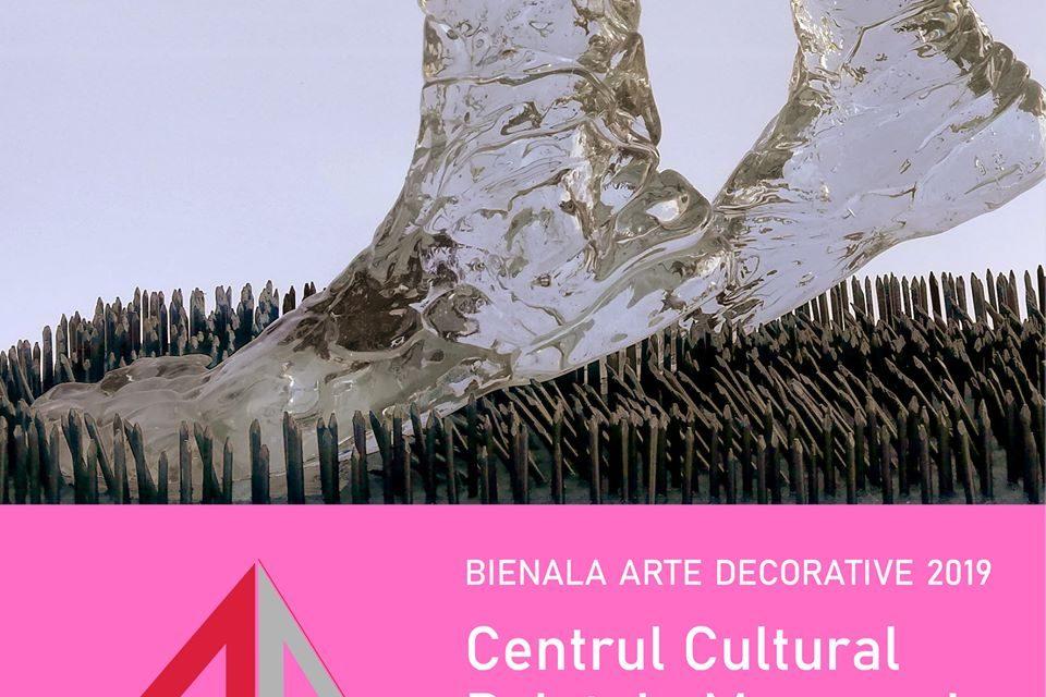 """Bienala Arte Decorative 2019, ediția a IV-a  @ Centrul Cultural """"Palatele Brâncovenești"""", Mogoșoaia"""