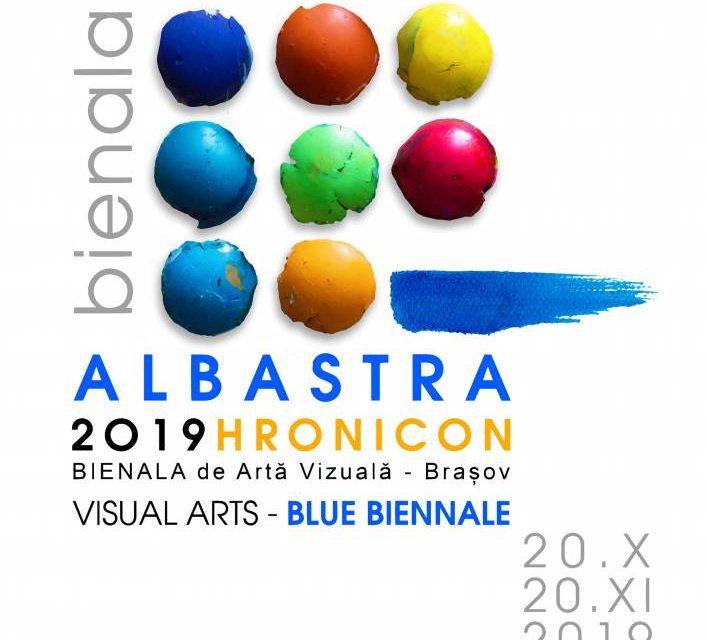 Deschiderea Bienalei Internaționale de Arte Vizuale – Bienala Albastră, Hronicon, Brașov