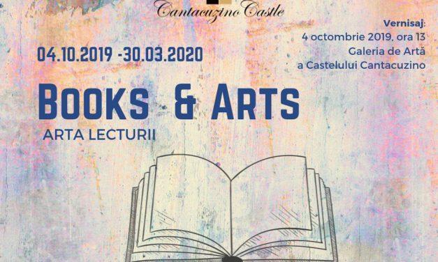 Books & Arts: Arta lecturii la Castelul Cantacuzino