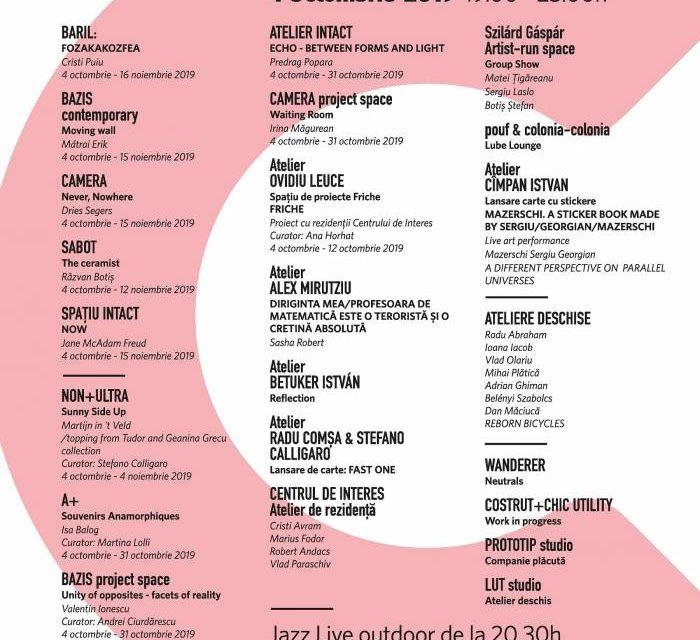 Centrul de Interes: expoziții noi, ateliere deschise și muzică jazz