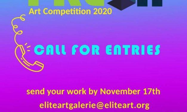 Elite Art Gallery a lansat cea de-a treia ediție a concursului de artă vizuală #FRESH!