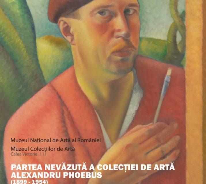 """Expoziţie """"Partea nevăzută a colecţiei de artă Alexandru Phoebus"""" și lansarea volumului """"Alexandru Phoebus (1899 – 1954). Repertoriul colecției"""" @ Muzeul Colecțiilor de Artă"""