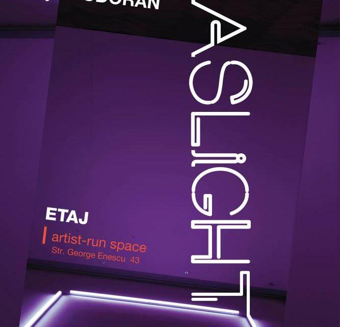 "Expoziție Ruxandra Tudoran ""Gaslight"" @ ETAJ Artist-run space, București"