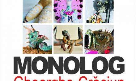 """Expoziție personalăGheorghe Crăciun """"Monolog"""" @ Galateea Contemporary Art, București"""