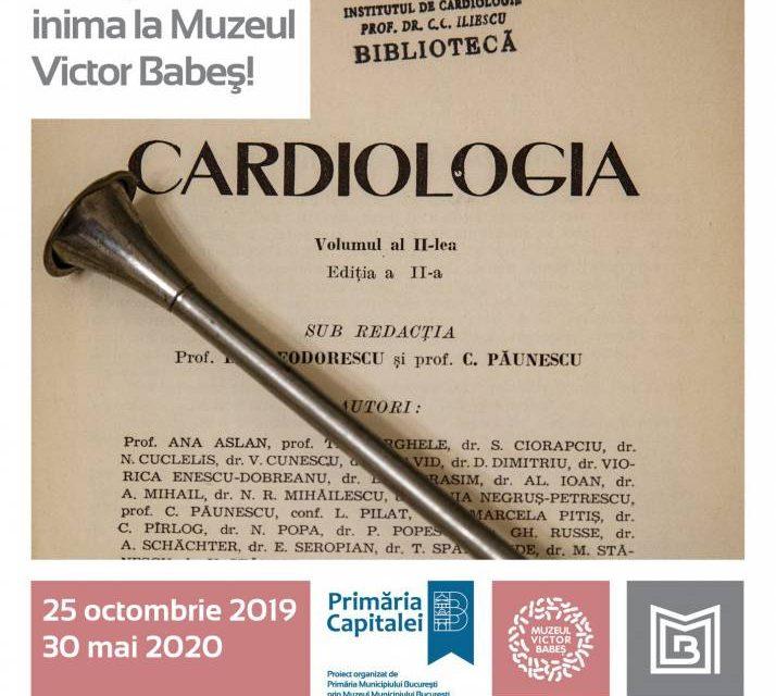 """Expoziție tematică """"Vino și ascultă-ți inima la Muzeul Victor Babeș!"""""""
