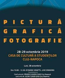 Festivalul Național Studențesc Vizualia, ediția a IV-a @ Casa de Cultură a Studenților din Cluj-Napoca