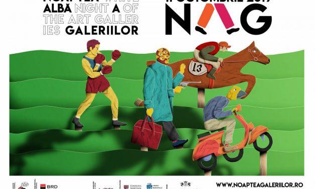 Noaptea Albă a Galeriilor, a patra ediție la Tîrgu-Mureș