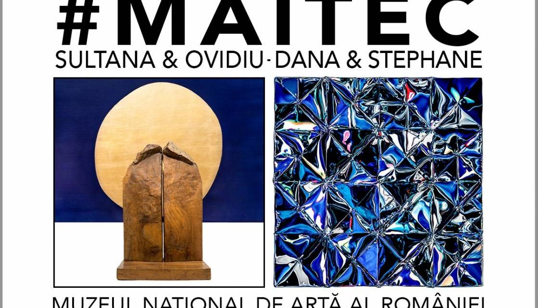 """Povestea Maitec în expoziția """"Lemn Aur Lumină"""", la Muzeul Național de Artă al României"""