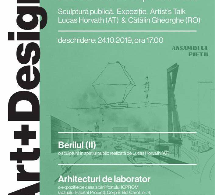 Inaugurarea Ansamblului Pieții Habitat din Iași