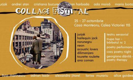 Collage Festival – primul festival de colaje din România