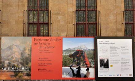 FABIENNE VERDIER @ Musée Granet, Aix-en-Provence