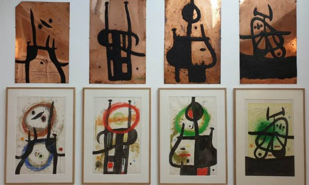 Joan Miró – Beyond painting @ Fondation Maeght