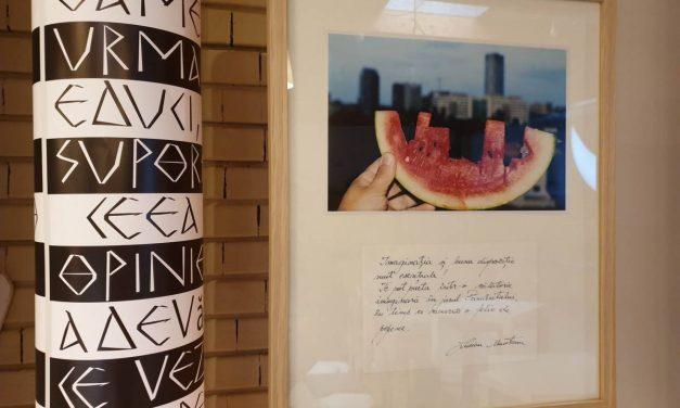 Pepenele pe Glob – Lucian Muntean @ Seneca Anticafe