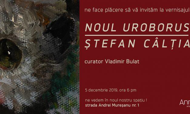 """Ștefan Câlția, """"Noul Uroborus"""" @ AnnArt Gallery"""