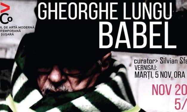 Gheorghe Lungu – Babel @ MAMCO Pavel Susara
