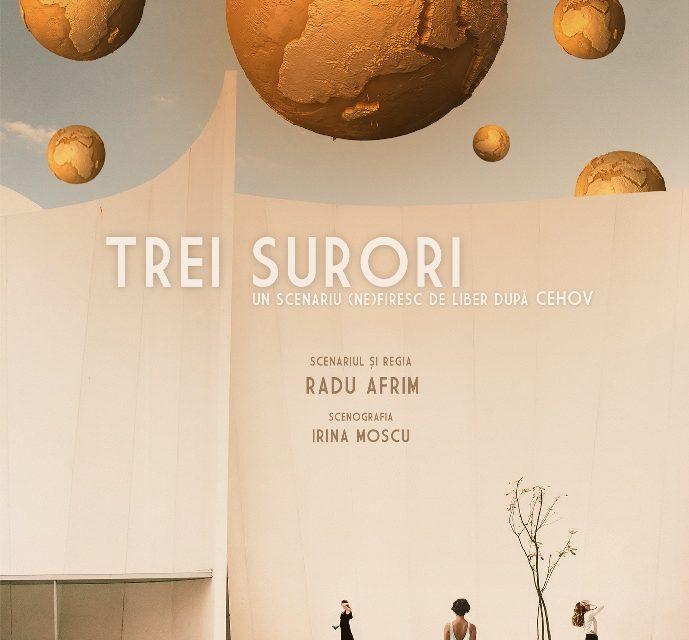 Un nou spectacol de Radu Afrim la Teatrul Naţional din Bucureşti