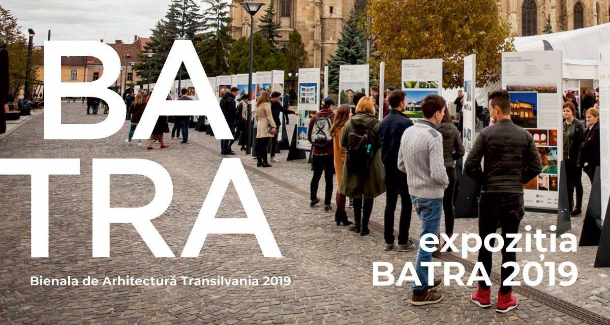 Bienala de Arhitectură Transilvania BATRA, 2019