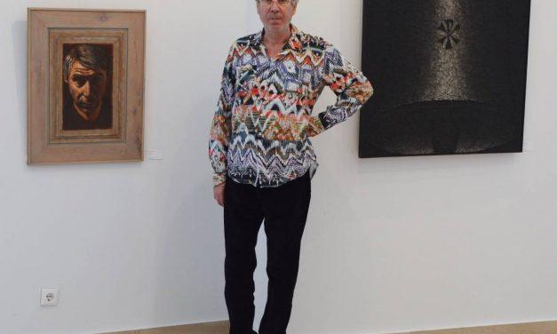 """Expoziție Mihai Sârbulescu """"Autoportret"""" @ Galeriile Karo, Bacău"""