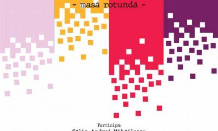 """Masa rotundă""""Diaspor""""la lucru. Literatura română contemporană pe graniţe şi în afara lor. @ Muzeul Național al Literaturii Române"""