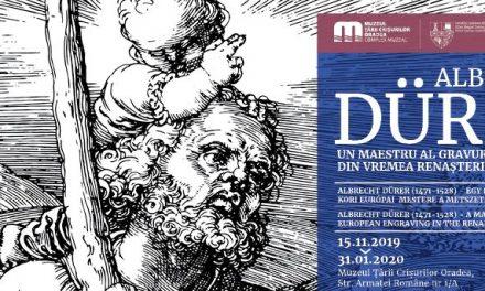 """Expoziția """"Un maestru al gravurii europene din vremea Renaşterii – Albrecht Dürer (1471-1528)"""" @ Muzeul Ţării Crişurilor, Oradea"""