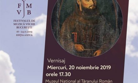 """Expoziție """"Ioan Căianu 390"""" @ Muzeul Național al Țăranului Român"""